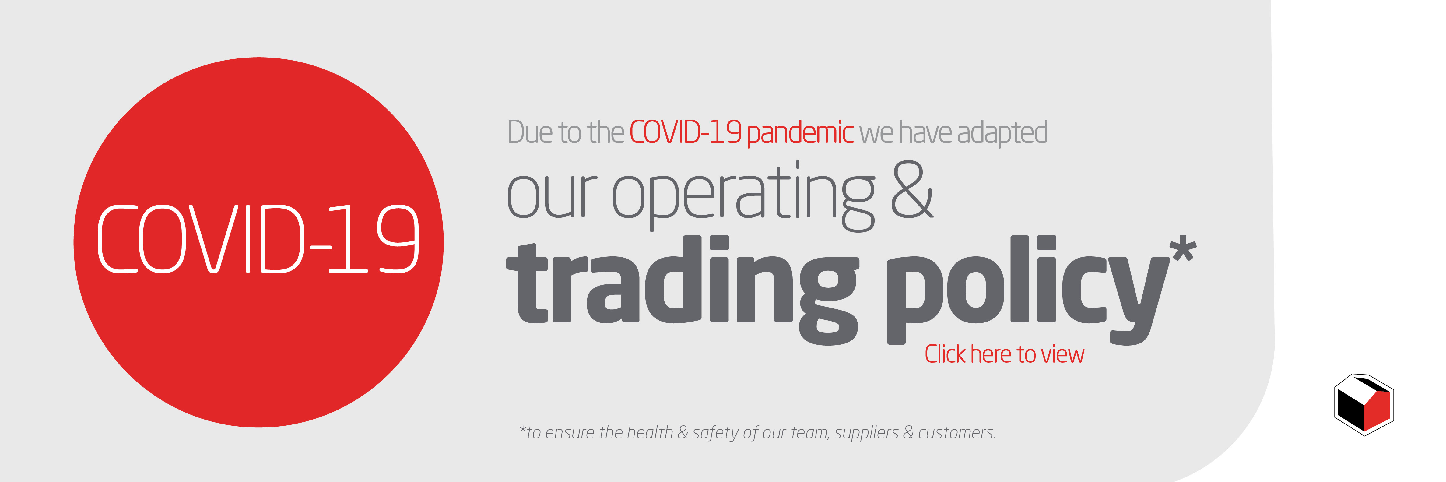 Our COVID Policy