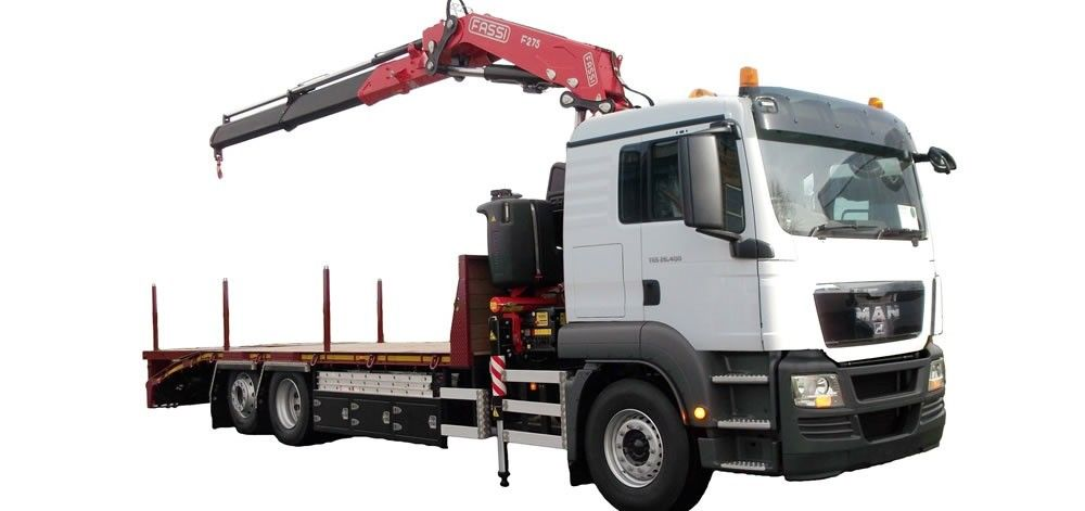 Lorry; Unloading Method
