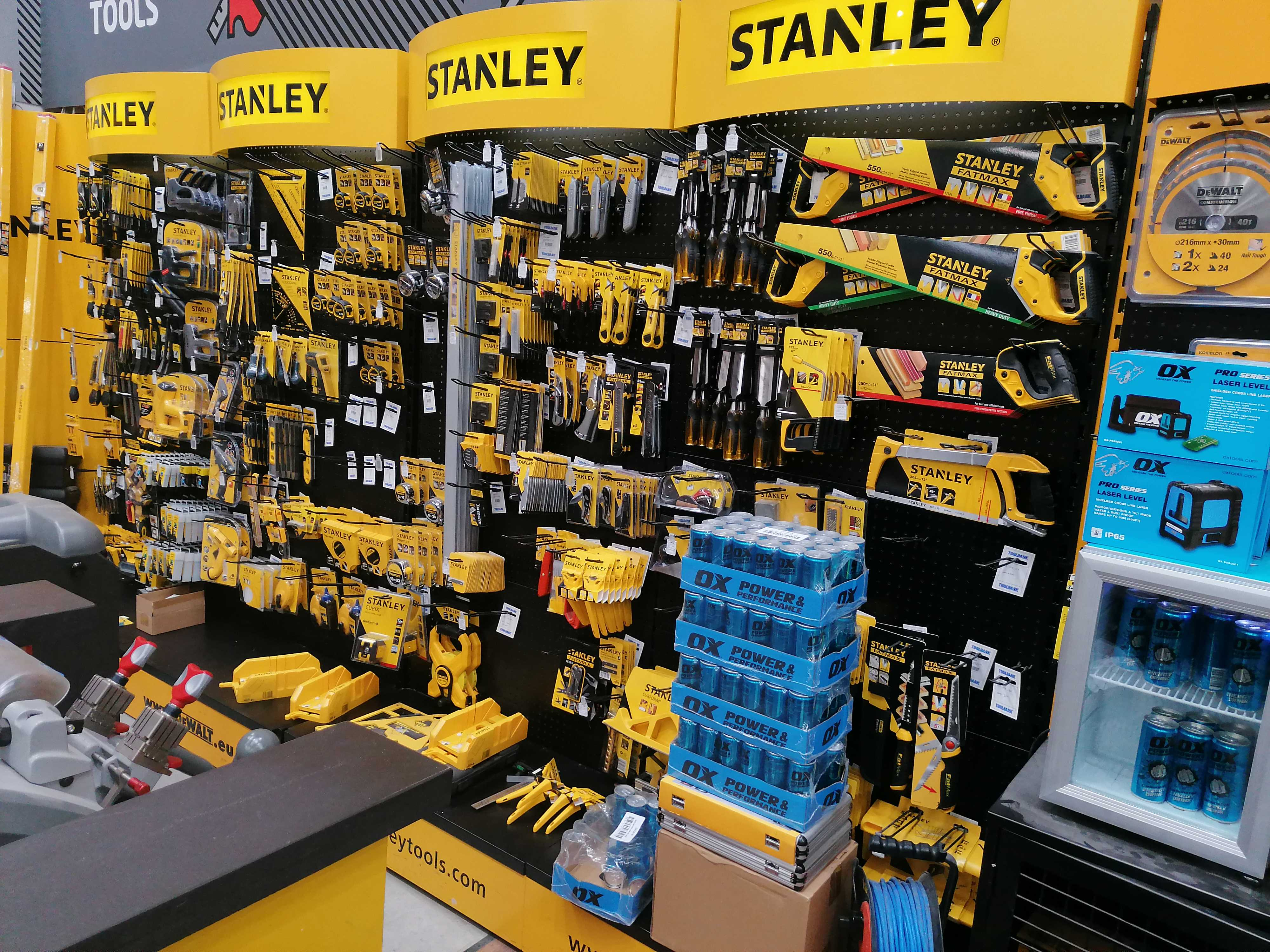 Our Trade Tool Section